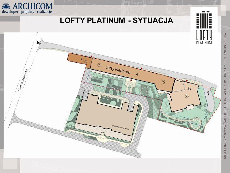 LOFTY PLATINUM - SYTUACJA