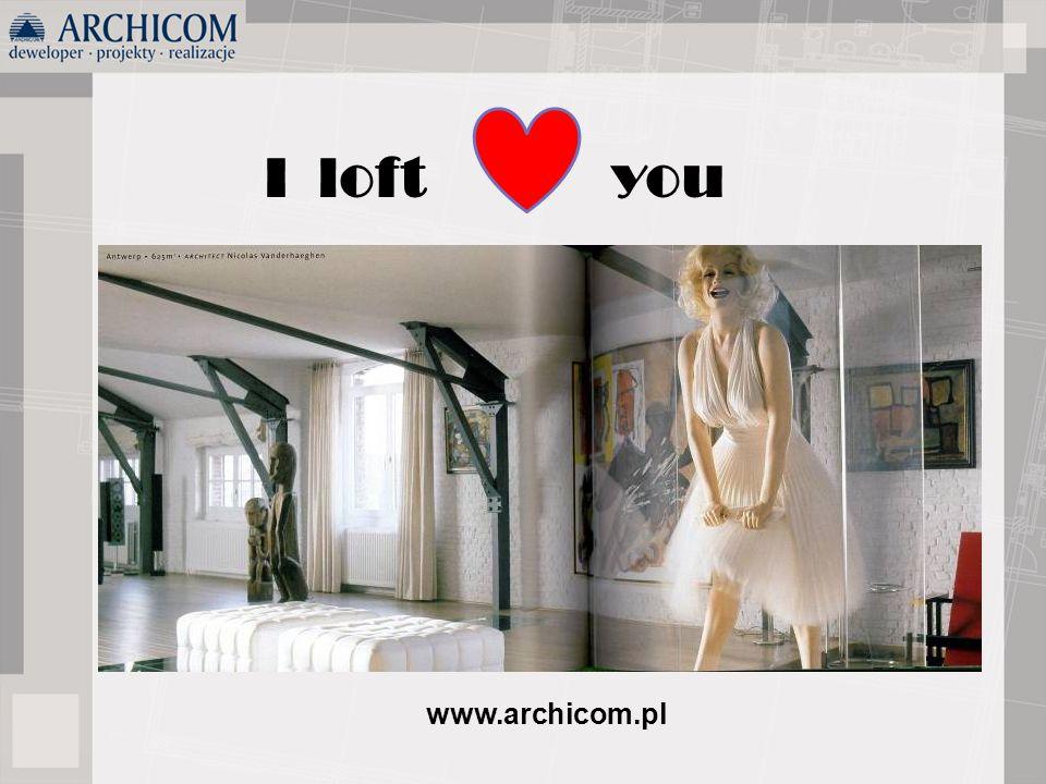 I loft you www.archicom.pl 1.