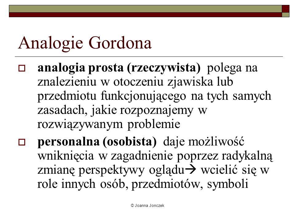 Analogie Gordona