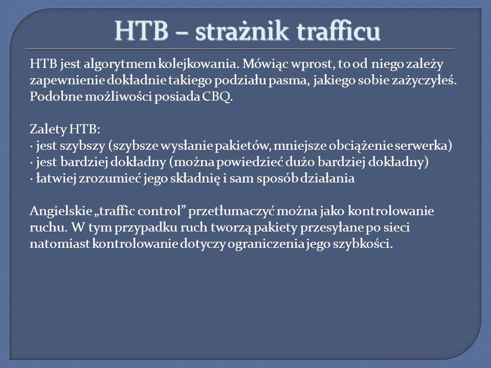 HTB – strażnik trafficu