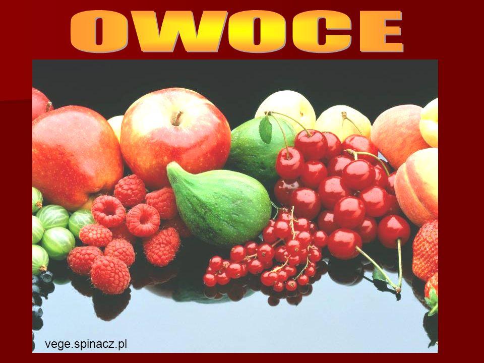 OWOCE vege.spinacz.pl