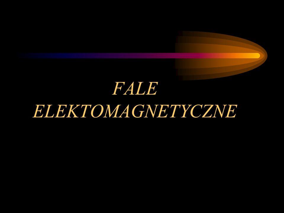 FALE ELEKTOMAGNETYCZNE