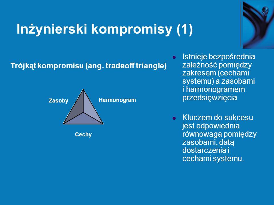 Inżynierski kompromisy (1)
