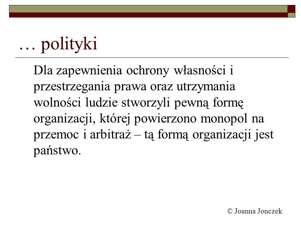 … polityki