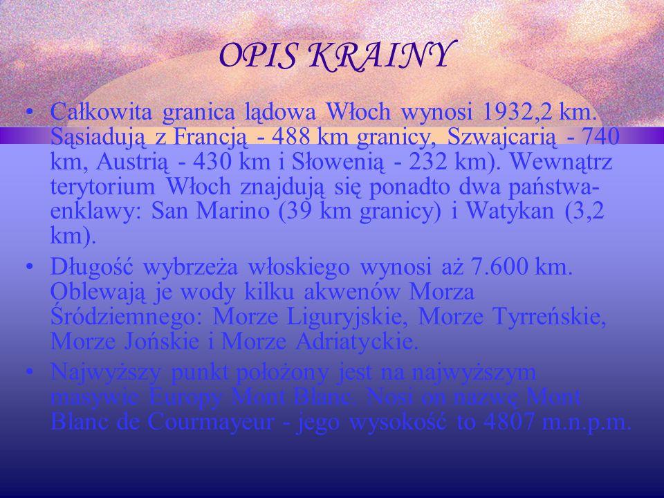 OPIS KRAINY