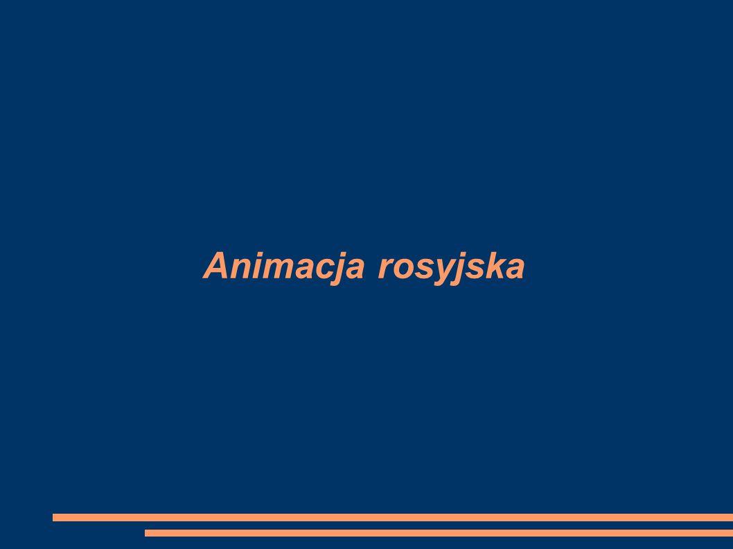 Animacja rosyjska