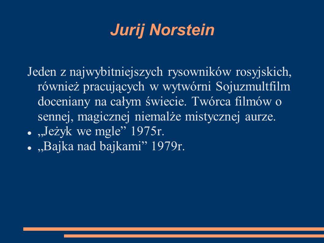 Jurij Norstein