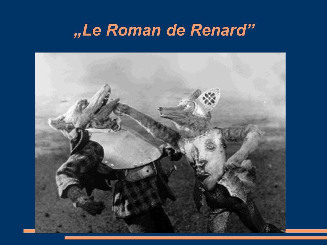 """Le Roman de Renard"