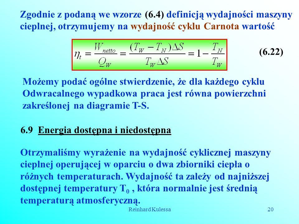 Zgodnie z podaną we wzorze (6.4) definicją wydajności maszyny