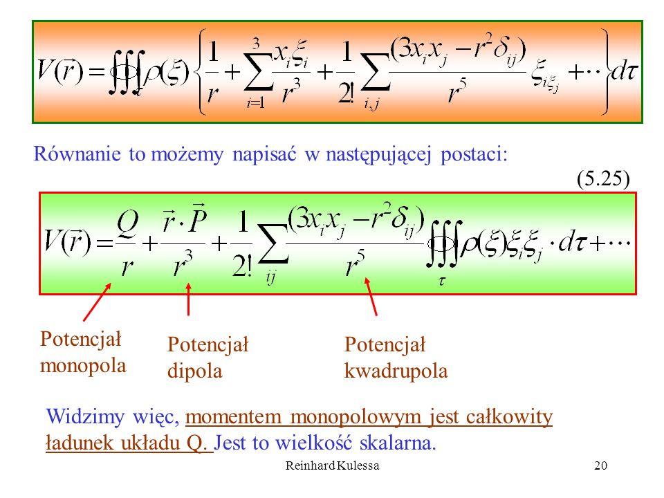 Równanie to możemy napisać w następującej postaci: (5.25)