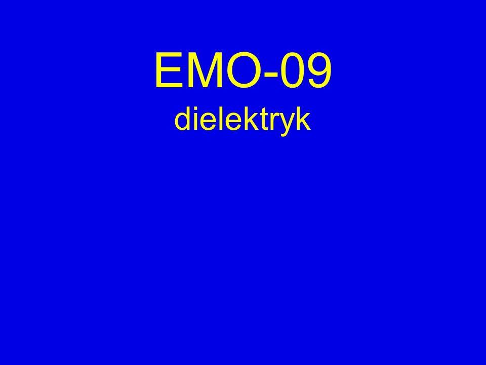 EMO-09 dielektryk