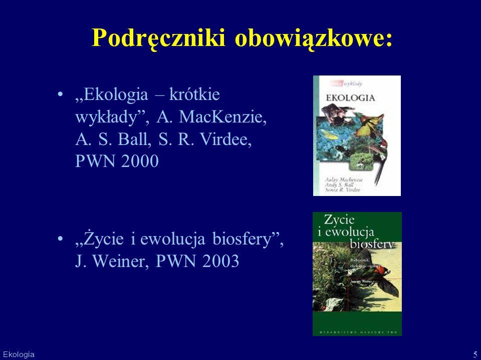 Podręczniki obowiązkowe: