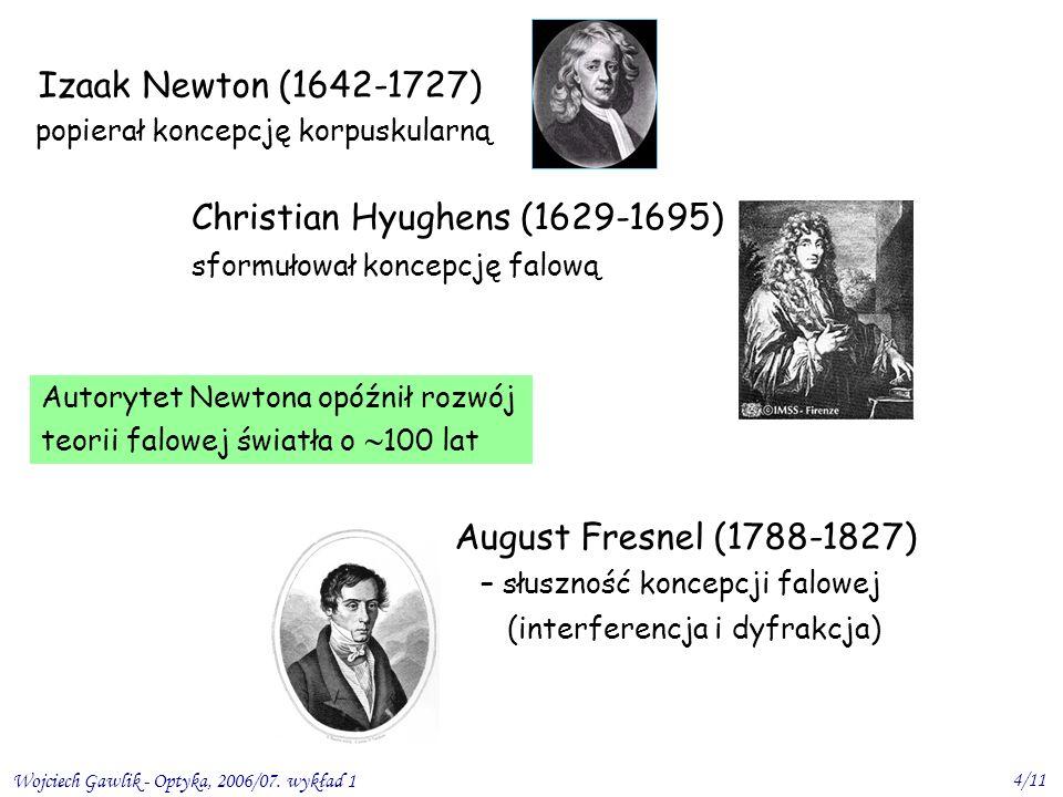 Christian Hyughens (1629-1695)