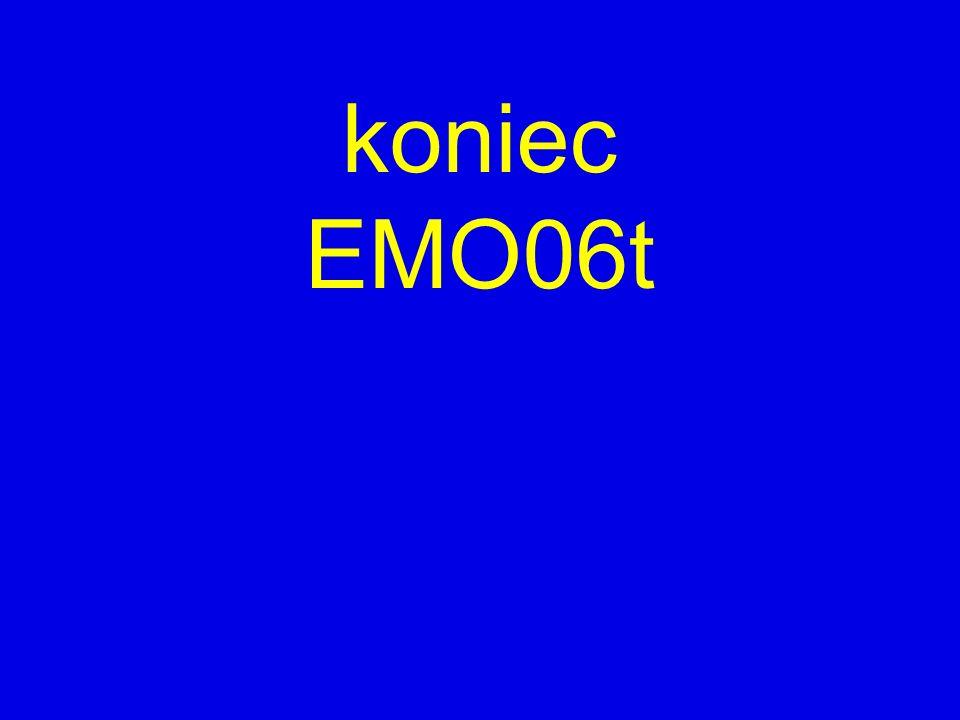 koniec EMO06t