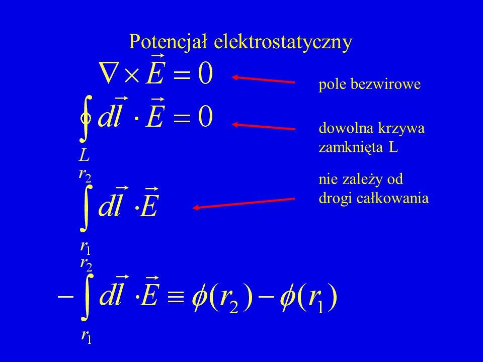 Potencjał elektrostatyczny