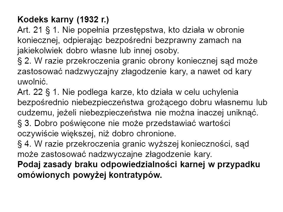 Kodeks karny (1932 r.)