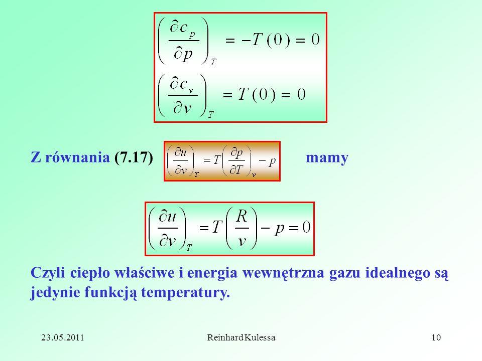 .. Z równania (7.17) mamy.