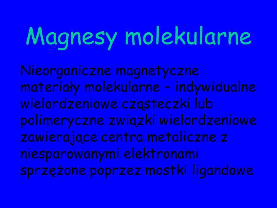 Magnesy molekularne