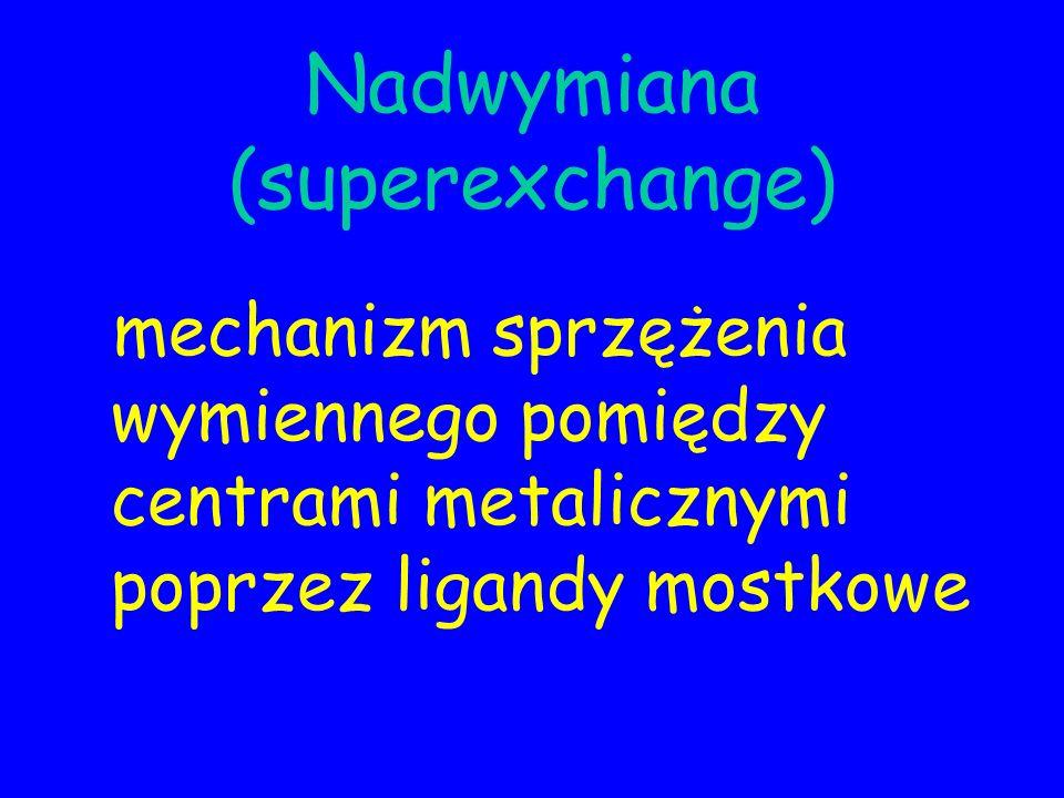 Nadwymiana (superexchange)