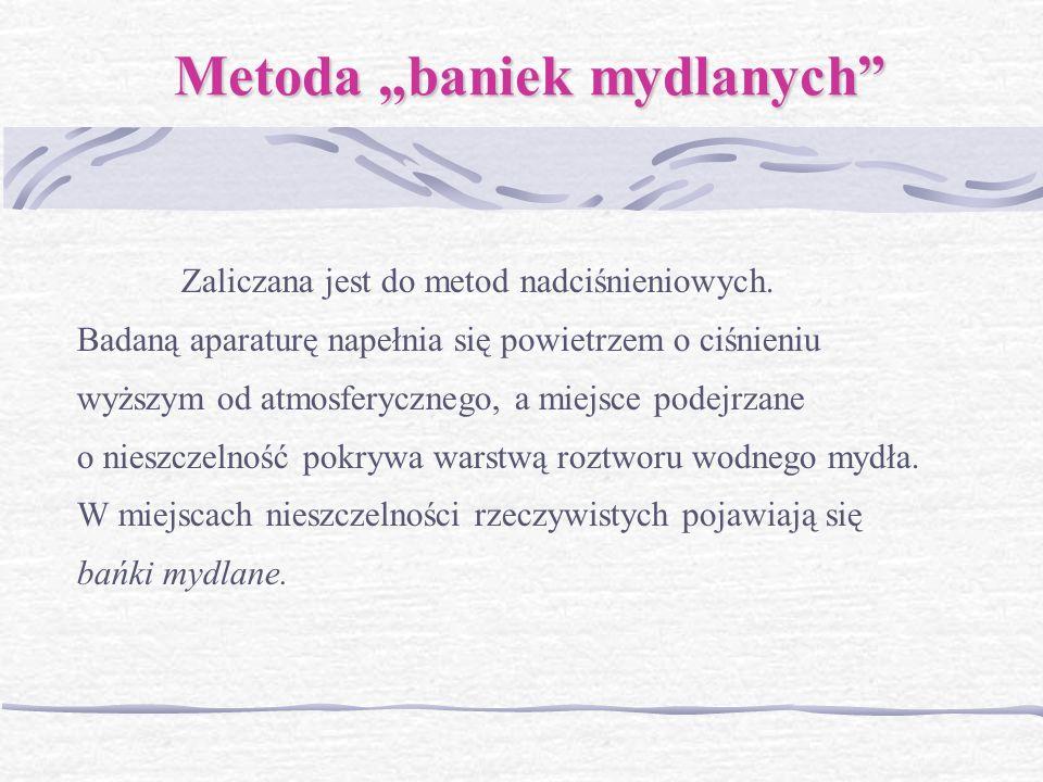 """Metoda """"baniek mydlanych"""