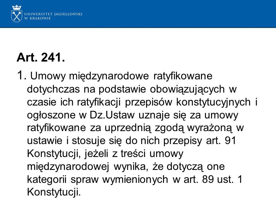 Art. 241. 1.