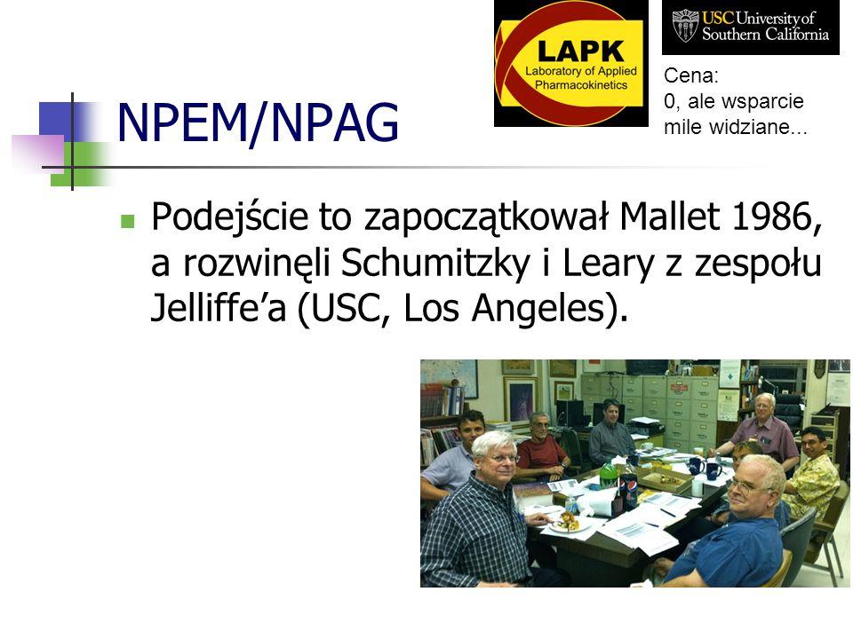 NPEM/NPAG Cena: 0, ale wsparcie mile widziane...