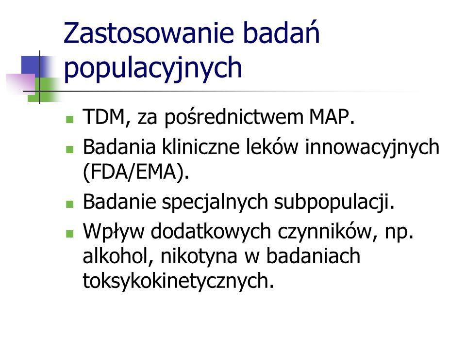 Zastosowanie badań populacyjnych