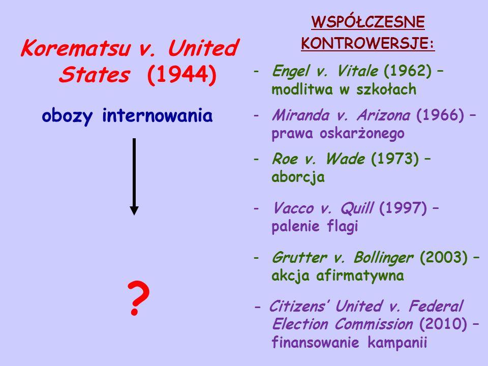 Korematsu v. United States (1944)