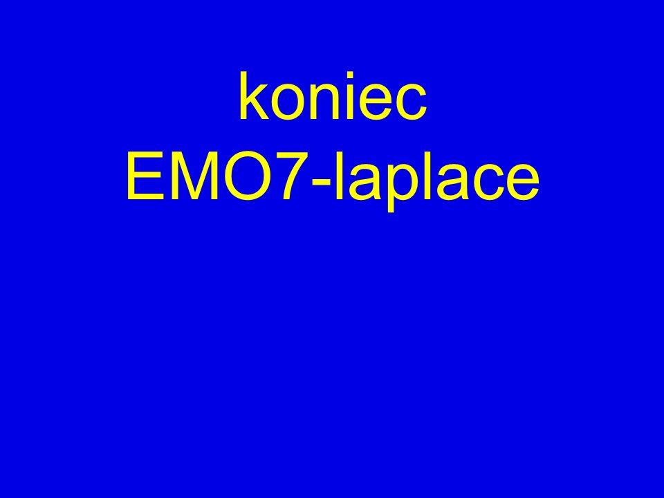 koniec EMO7-laplace