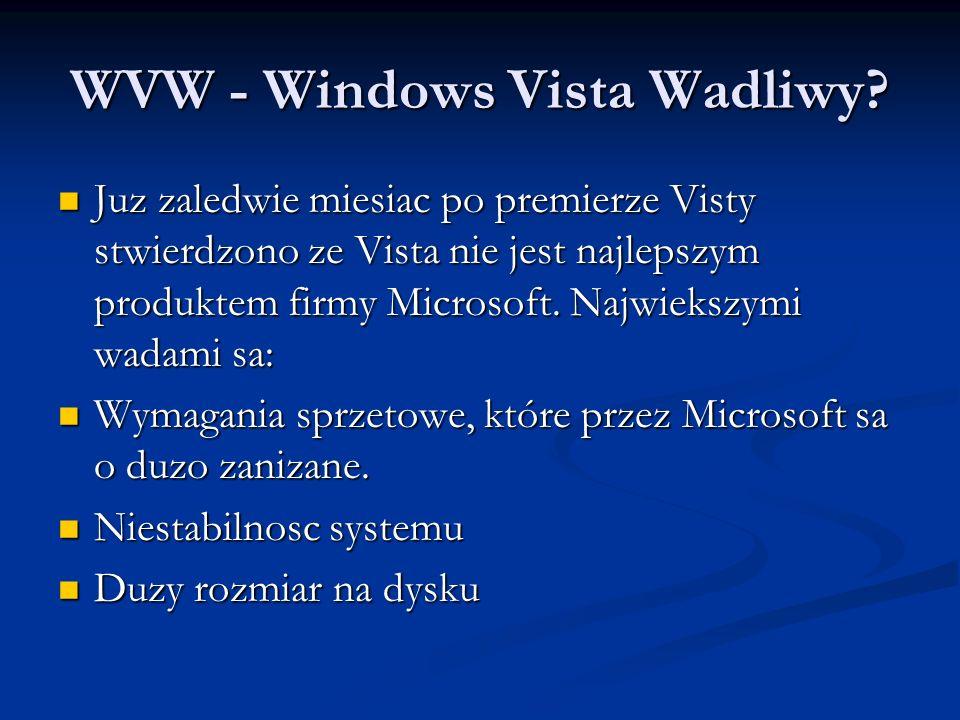 WVW - Windows Vista Wadliwy