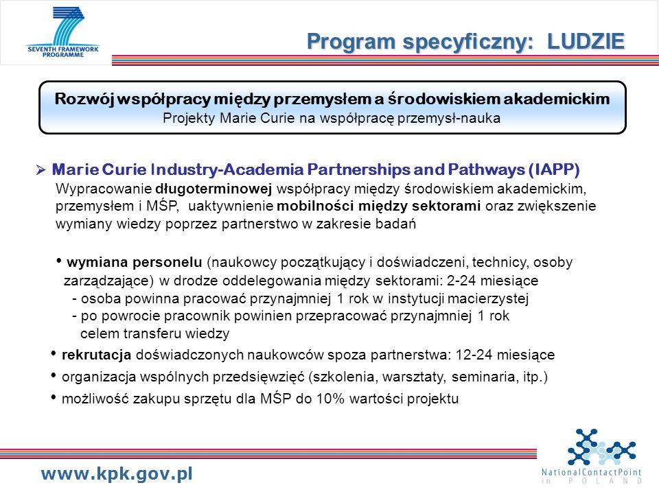 Rozwój współpracy między przemysłem a środowiskiem akademickim