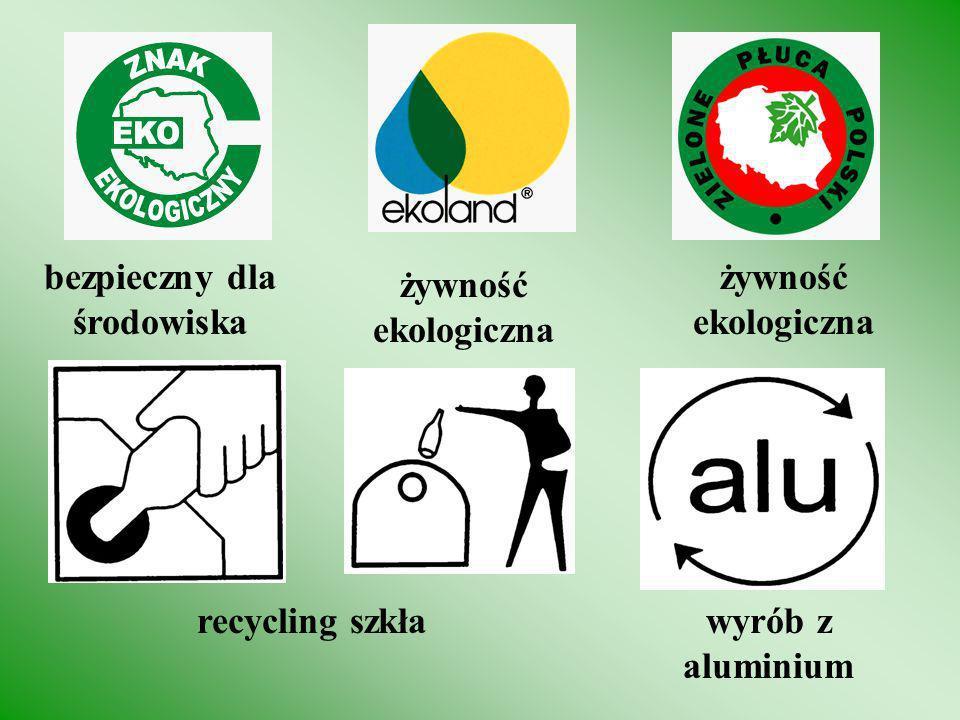 bezpieczny dla środowiska
