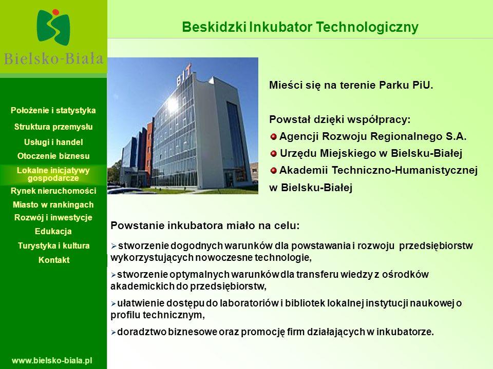 Beskidzki Inkubator Technologiczny