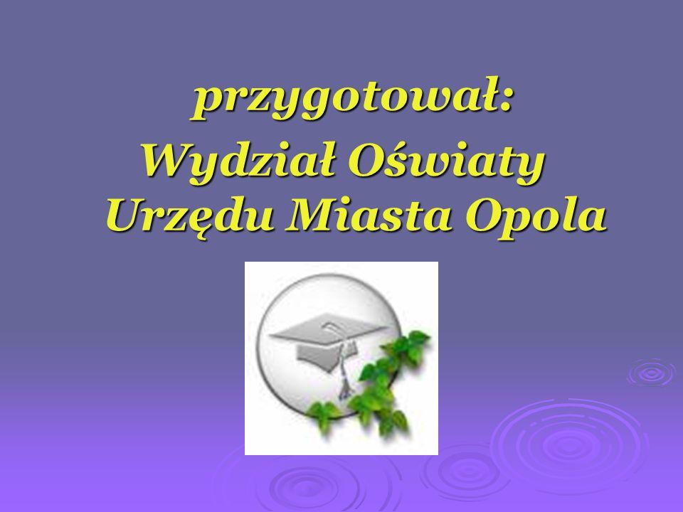 Wydział Oświaty Urzędu Miasta Opola