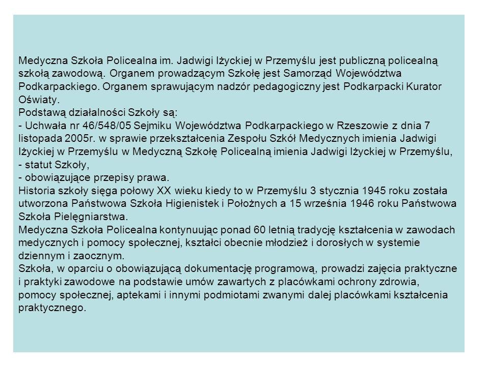 Medyczna Szkoła Policealna im
