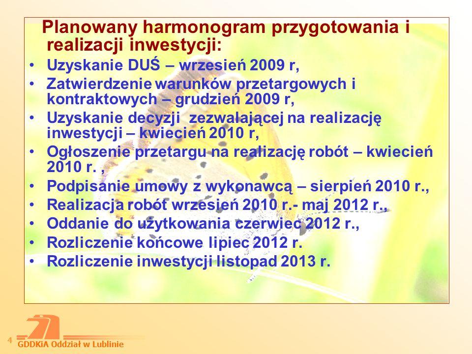 Uzyskanie DUŚ – wrzesień 2009 r,