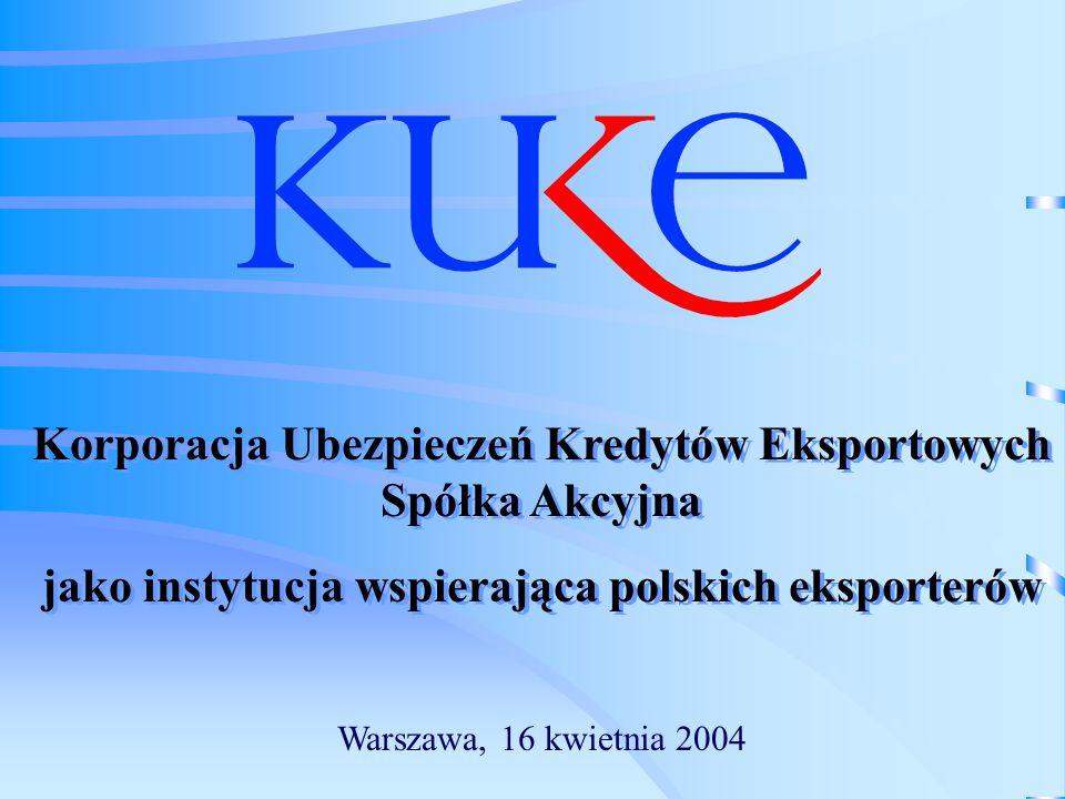 Korporacja Ubezpieczeń Kredytów Eksportowych Spółka Akcyjna