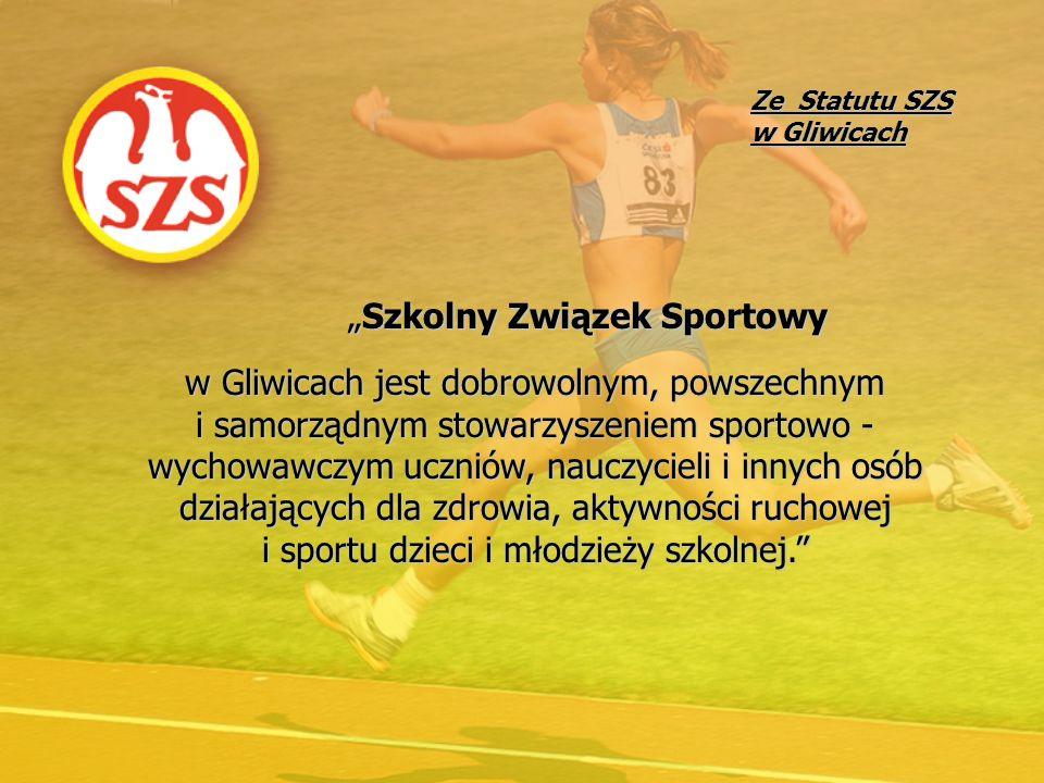 """""""Szkolny Związek Sportowy"""