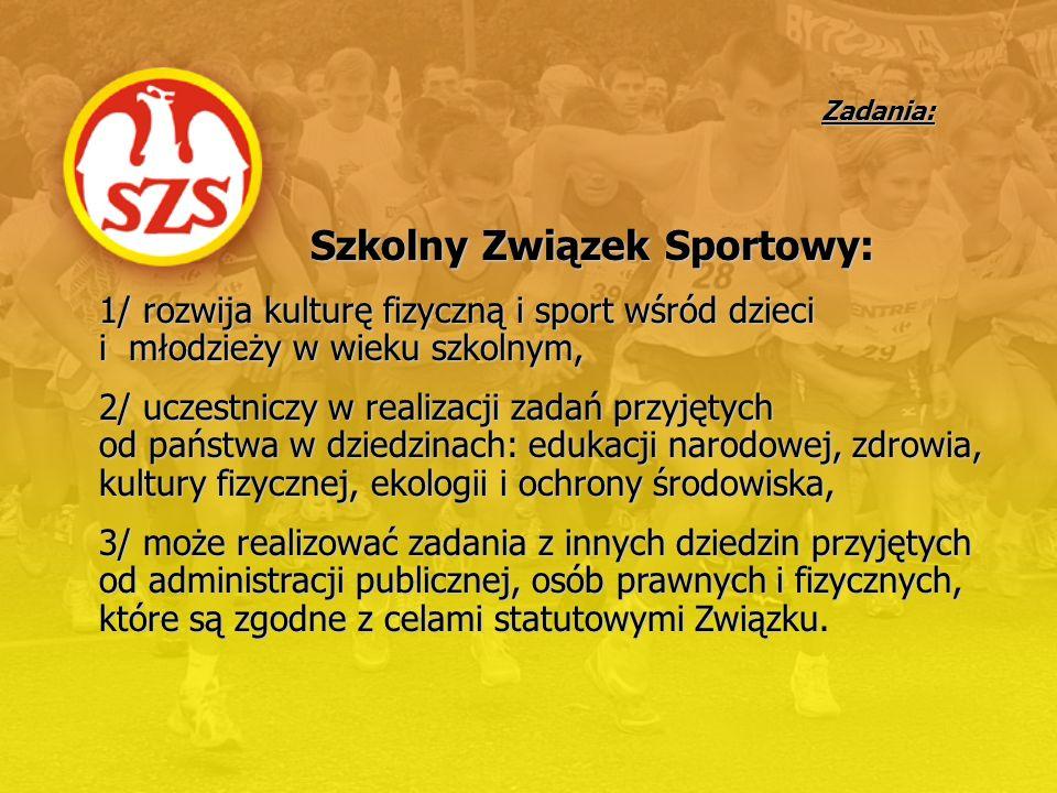 Szkolny Związek Sportowy: