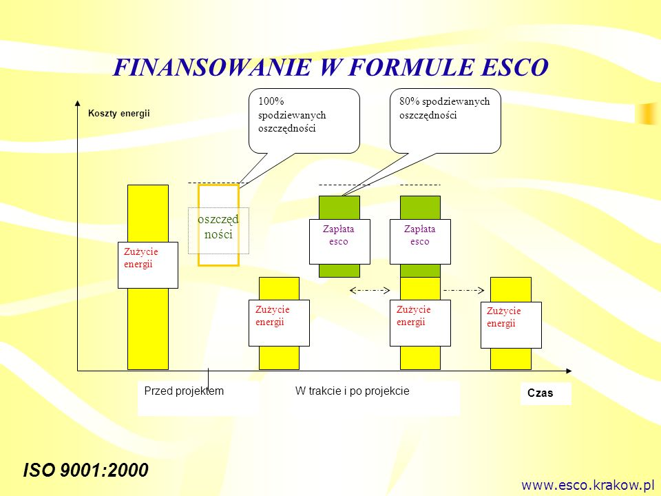 FINANSOWANIE W FORMULE ESCO