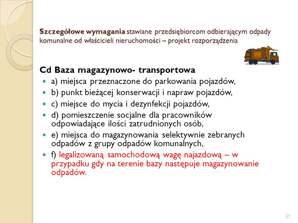 Cd Baza magazynowo- transportowa