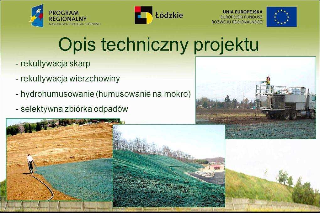 Opis techniczny projektu