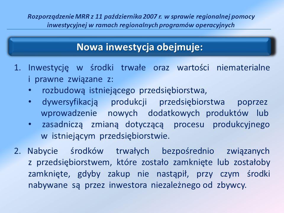 Nowa inwestycja obejmuje: