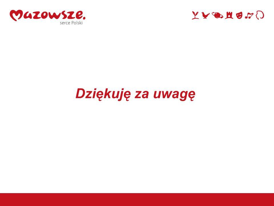 Dziękuję za uwagę 26 Warszawa 19 września 2011