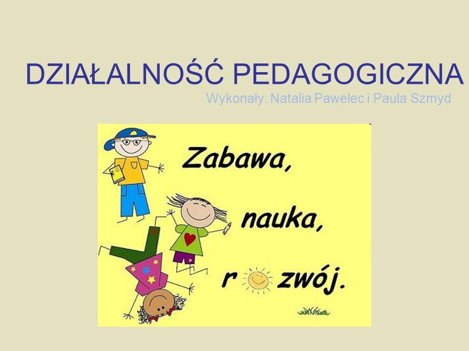 Wykonały: Natalia Pawelec i Paula Szmyd