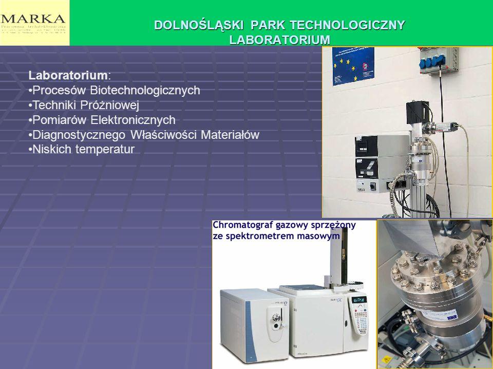 DOLNOŚLĄSKI PARK TECHNOLOGICZNY