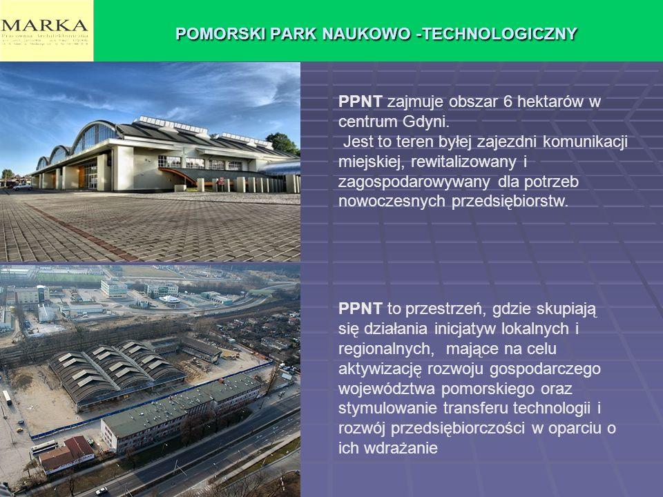 POMORSKI PARK NAUKOWO -TECHNOLOGICZNY