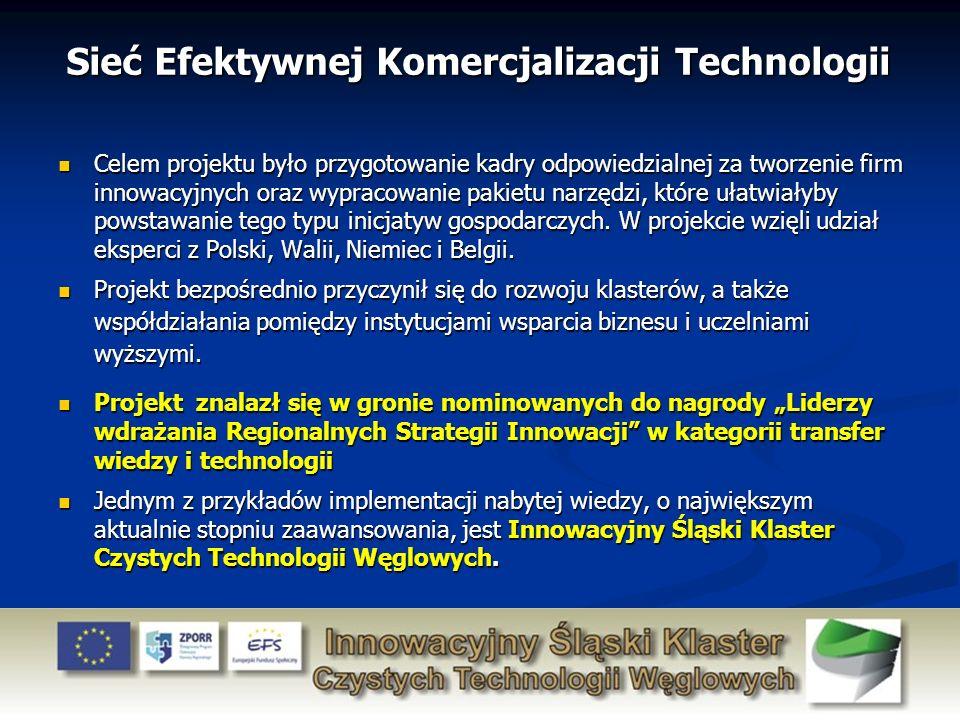 Sieć Efektywnej Komercjalizacji Technologii