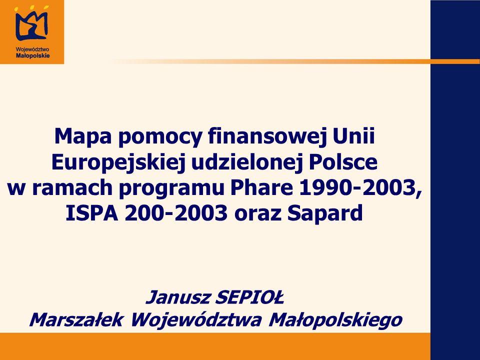Marszałek Województwa Małopolskiego