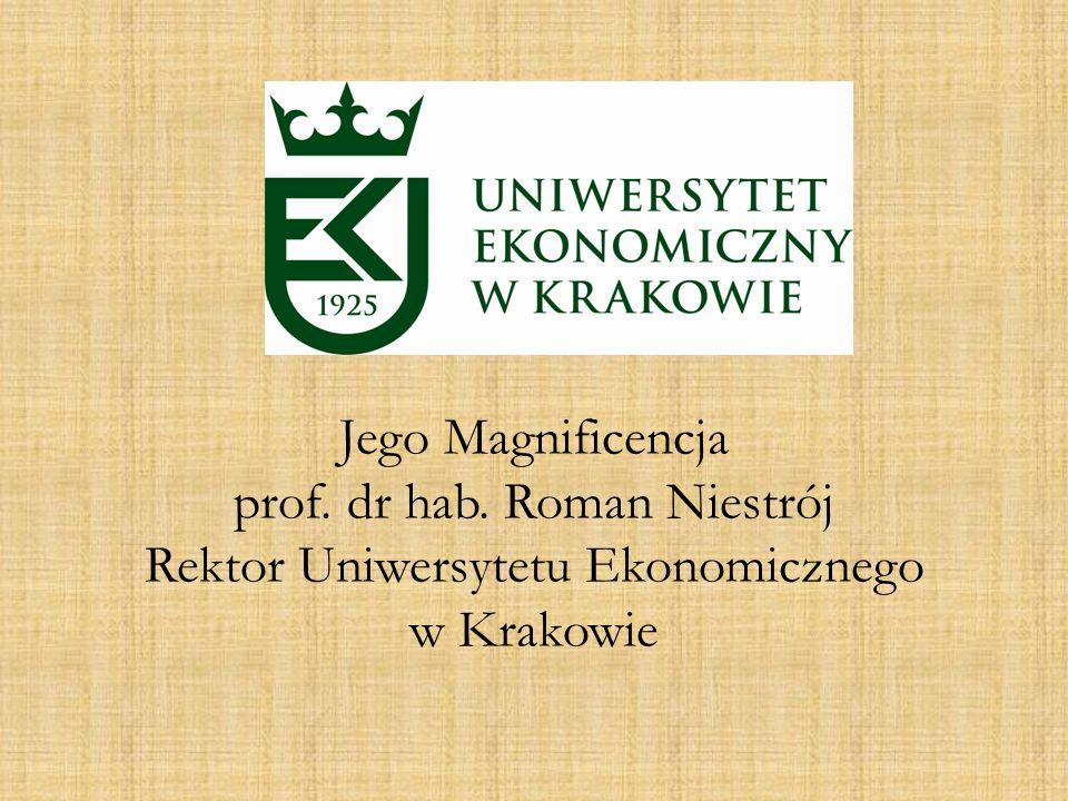 Jego Magnificencja prof. dr hab